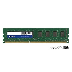 ADATA Technology DDR3 Unbuffered DIMM ECC(1600)-8G/512x8