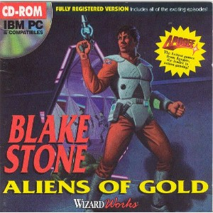 Blake Stone Aliens of Gold (輸入版)