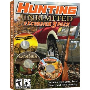 Hunting Unlimited: Excursion 3 Pack (輸入版)