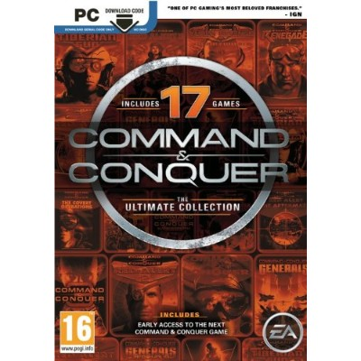 Command and Conquer ultimate edition (輸入版)