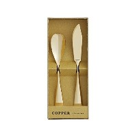 COPPER the cutlery カパーザカトラリー  ギフトセット 2pc /Gold mirror CIB-2GDmi