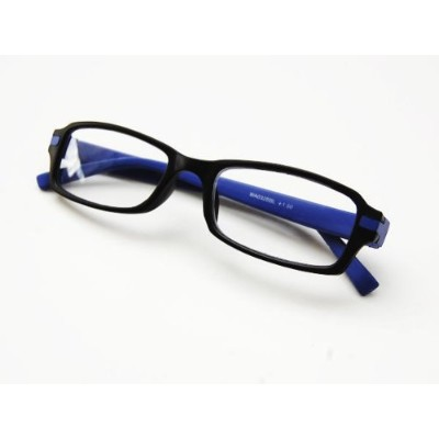 老眼鏡 【WA032BBL】READING GLASSES BK/BL 3.0