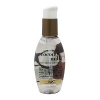 海外直送肘 Organix Nourishing Coconut Milk Anti-Breakage Serum, 4 oz