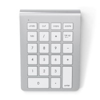 Satechi アルミニウム Bluetooth ワイヤレス テンキー TABキー (iMac Macbook PC, Windows Mac OSX 両対応)