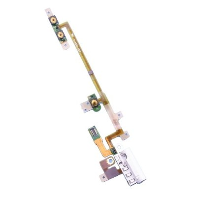 【ヘッドホンジャック】【Headphone Audio Jack Flex Cable】 for iPod nano 第6世代