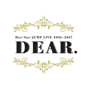 Hey!Say!JUMP LIVE 2016-2017 DEAR. 公式グッズ クリアファイル (伊野尾慧)