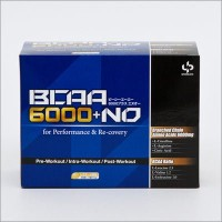 BCAA6000 + NO for Performance & Recovery ビーシーエーエー6000プラスエヌオー