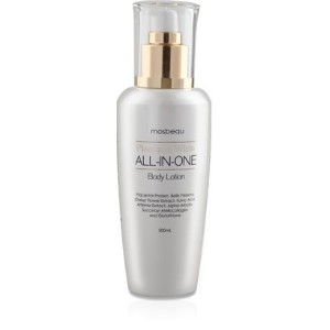 mosbeau PLACENTA WHITE ALL-IN-ONE BODY LOTION 200ml モスビュー  プラセンタ オールインワンボディーローション