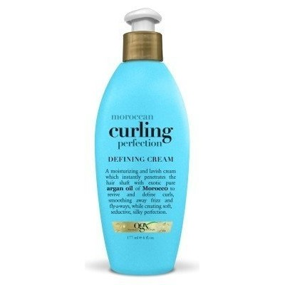 (OGX) Organix Moroccan Curl Perfection Defining Cream 6 oz [並行輸入品]