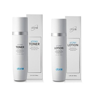 Atomy(アトミ) skin care セット TONER and LOTION[並行輸入品]