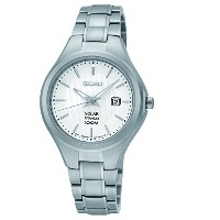 【SEIKO/腕時計】 Solar Titanium Ladies Watch [SUT199P1 ]  逆輸入品