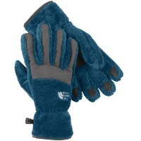 (ザ・ノースフェイス) THE NORTH FACE Woman's Thermal Fleece Denali Glove-デナリ グローブ[並行輸入品] US:S Octopus Blue