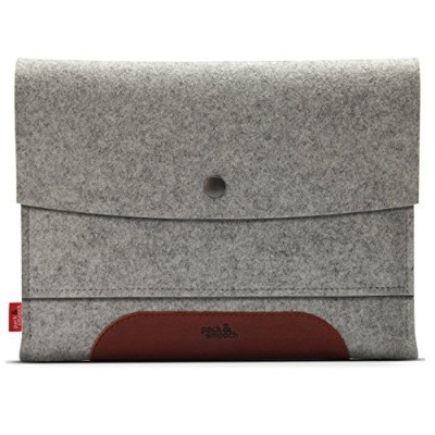 Pack&Smooch Merino for iPad Air1/2 (Gray/LightBrown)