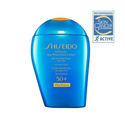 Shiseido Ultimate Sun Protection Face & Body Lotion Spf 50 Pa+++ 100Ml/3.4Oz by Shiseido [並行輸入品]
