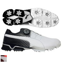 Puma Special Edition TITANTOUR IGNITE DISC Golf Shoes【ゴルフ ☆ゴルフシューズ☆>スパイク】