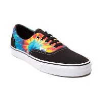 (バンズ) VANS 靴・シューズ スニーカー Vans Era Tie Dye Skate Shoe Black/Tie Dye Black/Multi US Men's 13, Women's...