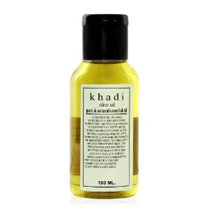 KHADI - Pure & Natural Essential Olive Oil - 100ml