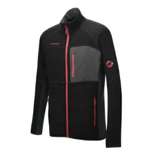 Mammut(マムート) TThermal Wool Fleece Jacket Men/0001black/S 1010-19801