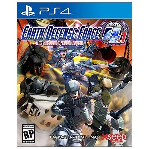 Earth Defense Force 4.1: The Shadow of New Despair - PlayStation 4 [並行輸入品]