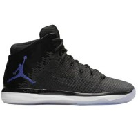 "Nike Air Jordan XXXI 31 ""Space Jam"" メンズ Black/Concord/Anthracite/White ジョーダン31 NIKE ナイキ バッシュ"