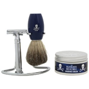 Kits by The Bluebeards Revenge Privateer Collection Double Edge Razor Gift Set by The Bluebeards...