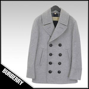 バーバリー BURBERRY コート 4016095-PALE GREY MELANGE