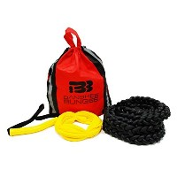 Banshee Bungee 10 Foot Board Bungee Package(includes handle, 30' lead line and carry bag) by...