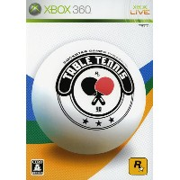 【中古】Rockstar Games Presents Table Tennisソフト:Xbox360ソフト/スポーツ・ゲーム