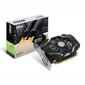 GTX 1050 2G OC MSI PCI-Express 3.0 x16対応 グラフィックスボードMSI GeForce GTX 1050 2G OC [GTX10502GOC]【返品種別B】