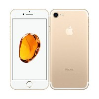 【中古】【安心保証】 SoftBank iPhone7 128GB ゴールド