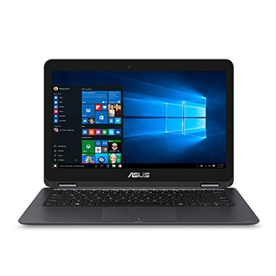 ASUS ZenBook Flip UX360CA 13.3-inch Touchscreen Convertible Laptop Core m3 8GB DDR3 256GB SSD with...