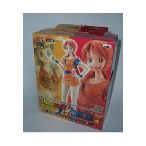 Nami Nami Hen separately and Dragon Ball Z x One Piece DX Figure-assembly type bloomers (japan...