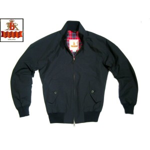BARACUTA(バラクータ)/MODERN CLASSIC G9 JACKET/dark navy