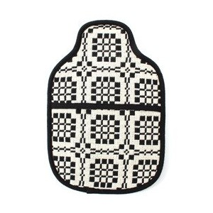 【LABOUR AND WAIT】H313 HOTWATER BOTTLE COVER BLK/ECR【ビショップ/Bshop レディス, メンズ その他(インテリア・生活雑貨) BLACK系1...