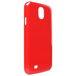 SwitchEasy GALAXY S4 SC-04E用ハードケース NUDE for Samsung GALAXY S4 Red レッド SW-NUG4-R-JP