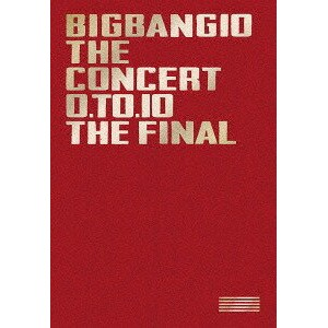 BIGBANG10 THE CONCERT: 0.TO.10 -THE FINAL- DELUXE EDITION [3Blu-ray+2CD+PHOTO BOOK] [初回生産限定][Blu...