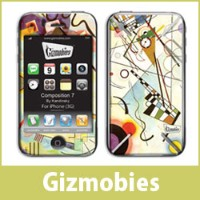 Gizmobies / ギズモビーズ Compositios 7 iPhone3G / 3GS用.