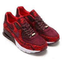 NIKE WMNS AIR MAX 90 ULTRA LOTC QS(ナイキ ウィメンズ エアマックス 90 ウルトラ)(NIGHT MAROON/NIGHT MAROON-GYM )16SP-I