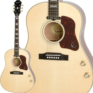 Epiphone by Gibson 《エピフォン》 Limited Edition EJ-160E (Natural) 【期間限定プライス】【数量限定エピフォン・アクセサリーパック・プレゼント】