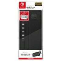 Game Accessory (Nintendo Switch) / Front Cover for Nintendo Switch ブラック 【GAME】