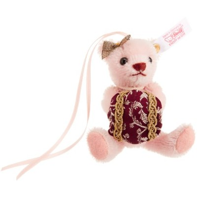 Steiff 034831 シュタイフ ぬいぐるみ テディベア World Limited ornament teddy bear Emma 10cm 2013 (japan import)