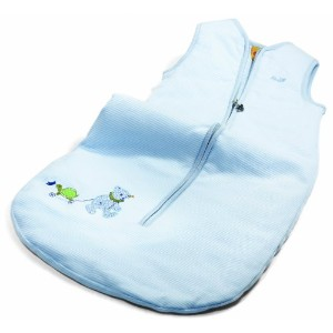 Steiff 238291 シュタイフ ぬいぐるみ 寝袋 テディベア 70cm Little Circus Teddy Bear Sleeping Bag for Newborn (Light...