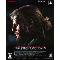 【中古】METAL GEAR SOLID5: THE PHANTOM PAIN SPECIAL EDITION (限定版)