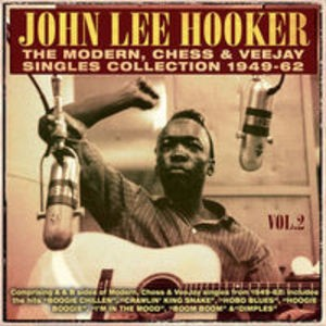 【メール便送料無料】John Lee Hooker / Modern Chess & Veejay Singles Collection 1949-62 (輸入盤CD)【K2016/10/7発売】...