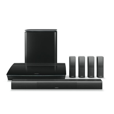 【公式 / 送料無料】 Bose Lifestyle 650 home entertainment system