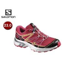 【nightsale】 SALOMON/サロモン L37914900 WINGS FLYTE 2 W 【23.0】 (LOTUS PINK/HOT PINK/CITRUS-X)