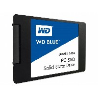 ◆在庫限り終了!2.5/7mm【WesternDigital】WDS500G1B0A   (500GB)