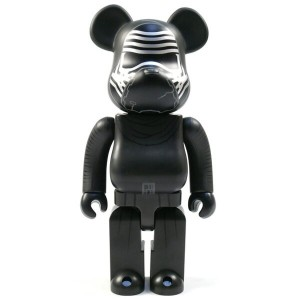 MEDICOM TOY メディコムトイ ×STAR WARS BE@RBRICK MEDICOM TOY 20th ANNIVERSARY EXHIBITION開催限定 KYLO REN 400%...