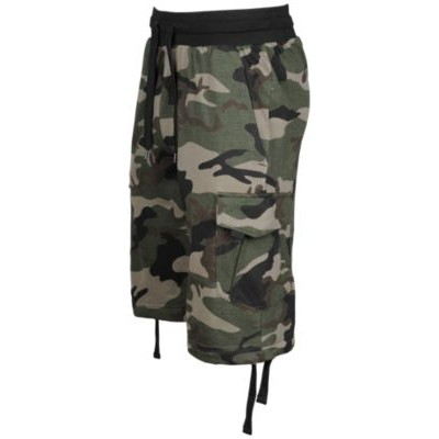 Eastbay Nostradamus Fleece フリース Cargo カーゴ Shorts ショーツ ハーフパンツ - Mens メンズ Jungle Camo