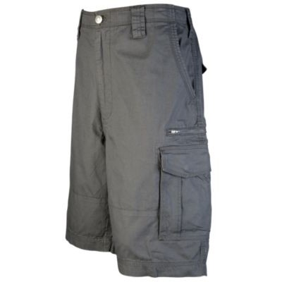 Eastbay Canvas Cargo カーゴ Short ショーツ ハーフパンツ w/Security Pocket - Mens メンズ Castlerock